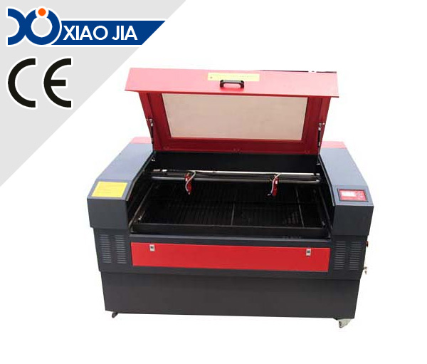 D Series Double-head Laser Engraving and Cutting Machine  XJ1280