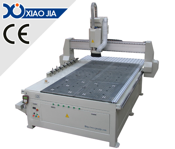 CNC Router with Linear ATC XJ-1325