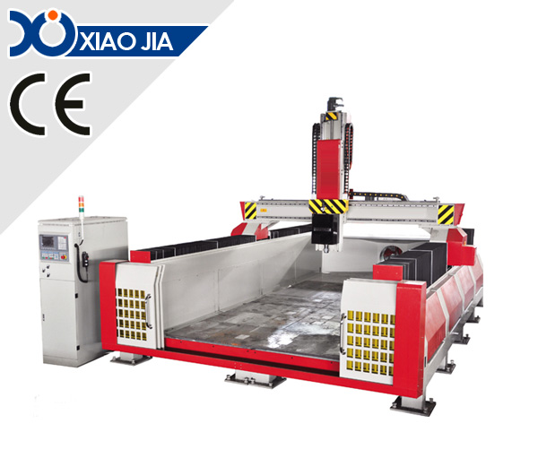 CNC Router for styrofoam XJ2040