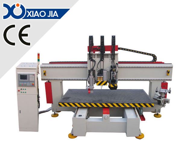 woodworking cnc router machine XJ-1325