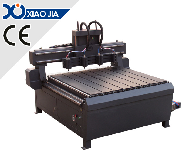 Multi-spindles cnc router XJ1212
