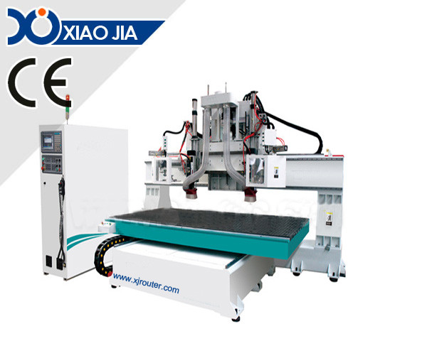 Table-moving CNC Woodworking Center XJZZ-1325A