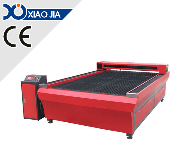 Belt and ball screw laser cutting machine XJ1325